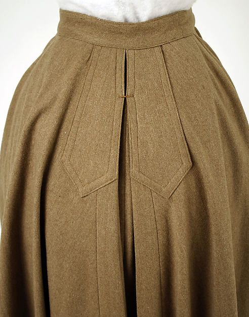 Cycling ensemble. 1900 Culture: American Medium: wool, linen
