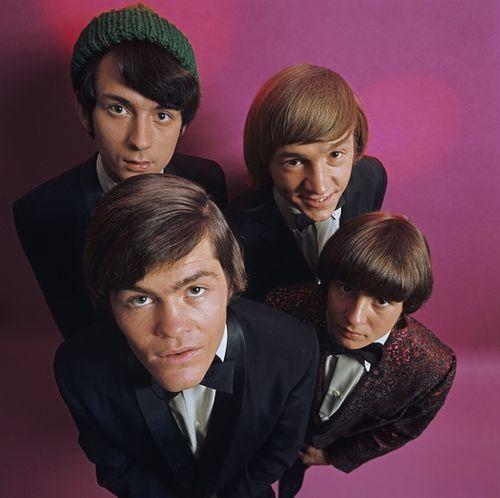The Monkees, 1966 (Michael Nesmith (1942-), Davy Jones (1945