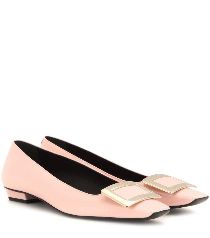 mytheresa.com - Ballerine Belle Vivier in vernice - Luxury Fashion for  Women / Designer