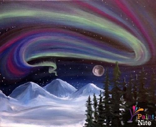 Paint Nite Anchorage | Firetap Tikahtnu Alehouse & Restaurant Muldoon October 21 Anchorage