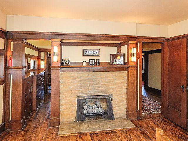 309 best Frank Lloyd Wright Fireplaces images on Pinterest | Frank ...