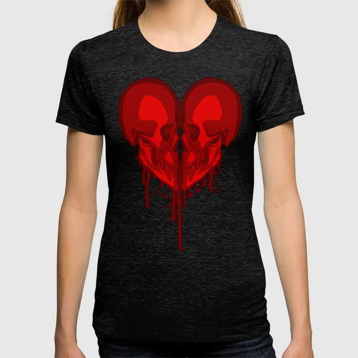 Buy Eternal Valentine T-shirt by grandeduc. Worldwide shipping available at Society6.com. Just one of millions of high quality products available.