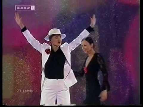 ▶ Eurovision 2002 - Marie N - I wanna - YouTube