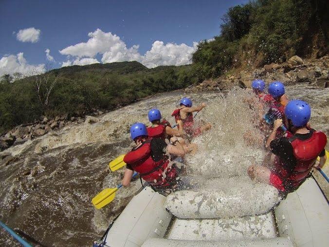 Rafting en Santander Rio Suàrez  Colombia Foto El paisa inglès