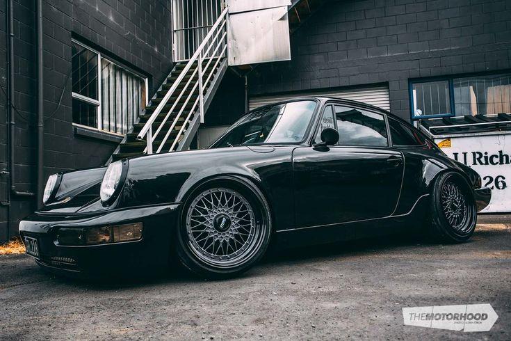Outlaw 911: 1975 Porsche 911 SC — The Motorhood