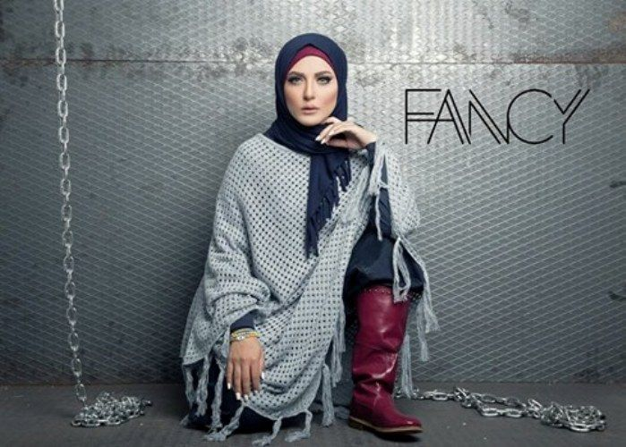 fringe poncho hijab style, Winter poncho trends by fancy store http://www.justtrendygirls.com/winter-poncho-trends-by-fancy-store/
