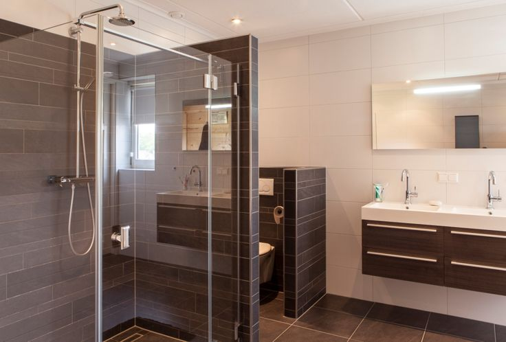 Stijlvolle badkamer.