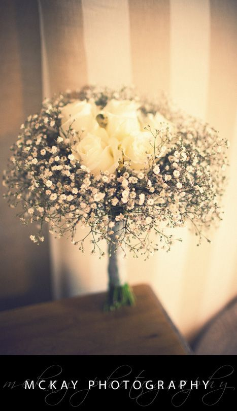 Vintage wedding bouquet - by McKay Photography  #wedding #bouquet