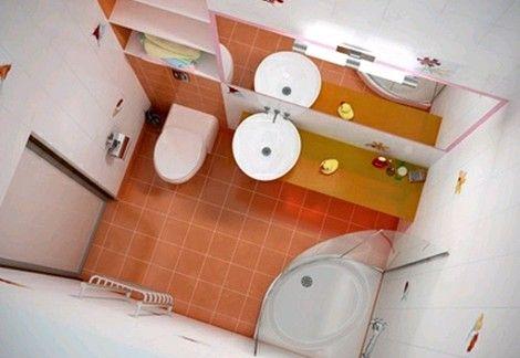 Los baños pequeños abundan y aun en casas grandes casi siempre existe uno. No necesariamente ha de ser un baño de cortesía. En la actualidad lo más importante es poder disponer de un baño individua…