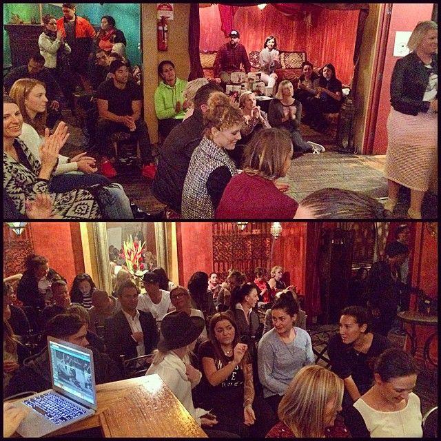 #MofoLounge - Full house last night at the Niche Wellness Event! - http://mofolounge.com.au/full-house-at-the-niche-wellness-event/