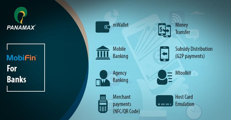 #Didyouknow Panamax mobile finance solution - #MobiFin helps banks to leverage mobile convergence for offering banking services targeted to specific customer segments.