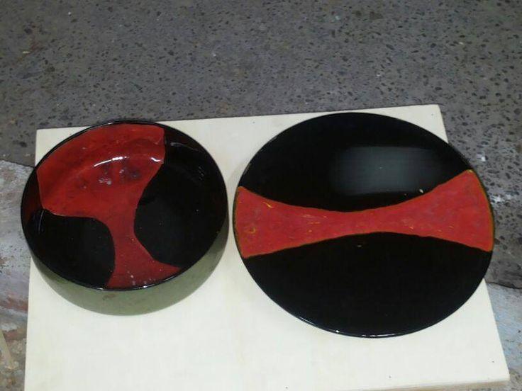 san polo venice ceramic 1950 giuseppe santomaso