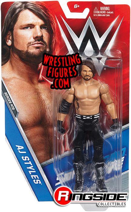AJ Styles - WWE Series 73