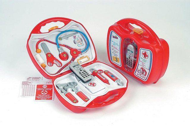 Arztkoffer Spielzeug