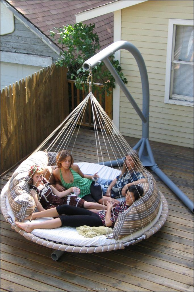 25+ Awesome Indoor Hammock Bed Ideas Pinses Home
