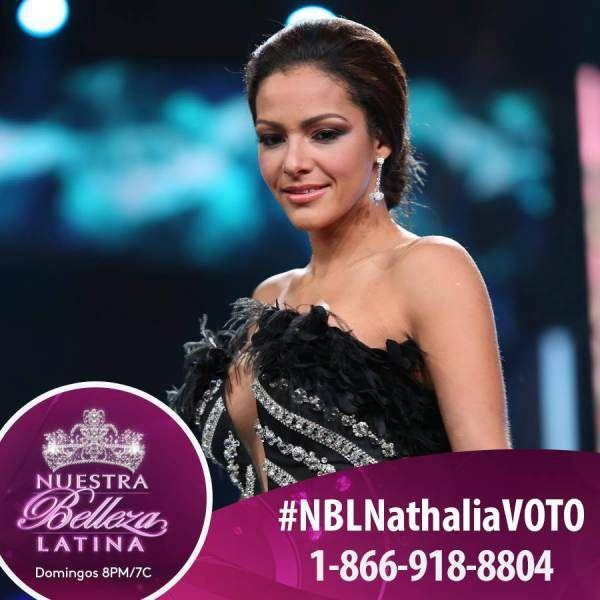 NatHalia CASCO, La favoriTa Nuestra Belleza Latina 2015  #NuestraBellezaLatina2015