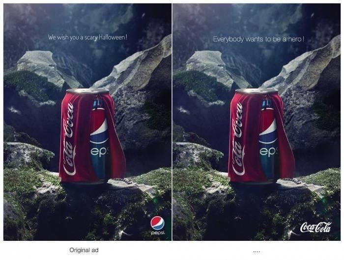 #pepsi vs #coca-cola #brands