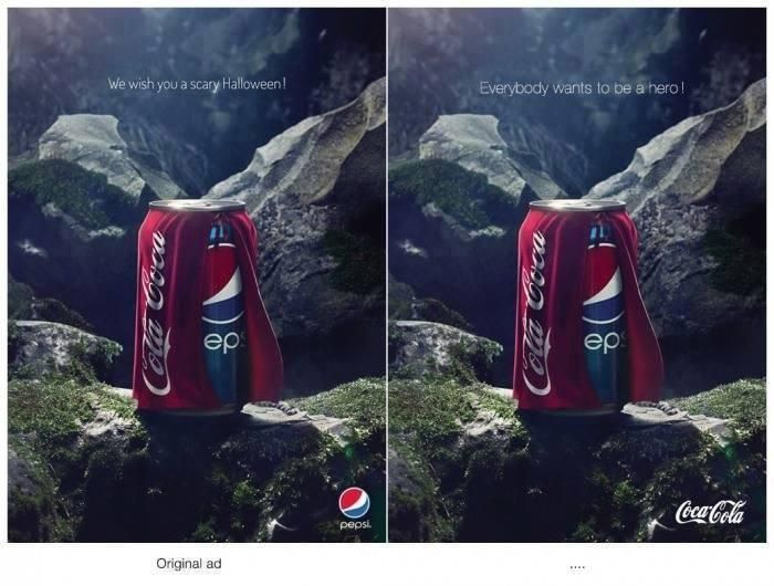 #pepsi vs #coca-cola #brands