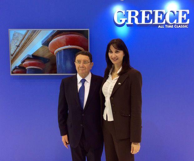 Επίσημη Επίσκεψη του Γ.Γ. του Παγκόσμιου Οργανισμού Τουρισμού στην Ελλάδα, προσκεκλημένος του Υπουργείου Τουρισμού και της Υπουργού κας Έλενας Κουντουρά