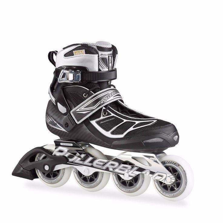 Men 47346: 2016 Rollerblade Tempest 90 Pro Skates Men S Sizes 6-12 New! -> BUY IT NOW ONLY: $179 on eBay!