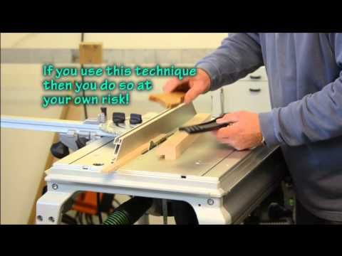 Festool CMS Unit with TS55R Saw - Part 2