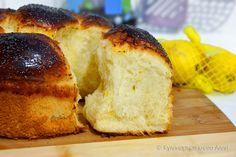 Лимонные булочки