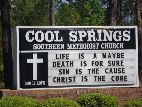 The 25+ best Church signs ideas on Pinterest | Funny ...
