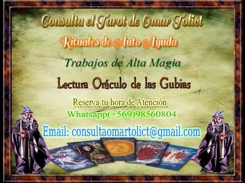 lectura consulta tarot amarres y rituales (consulta tarot de omar)