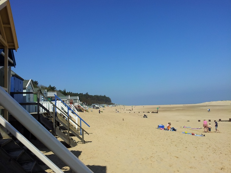 Wells next the sea, Norfolk.