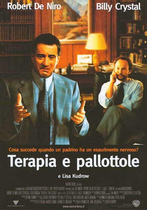 Terapia e pallottole, una commedia del 1999, diretta da Harold Ramis, con Robert De Niro e Billy Crystal.