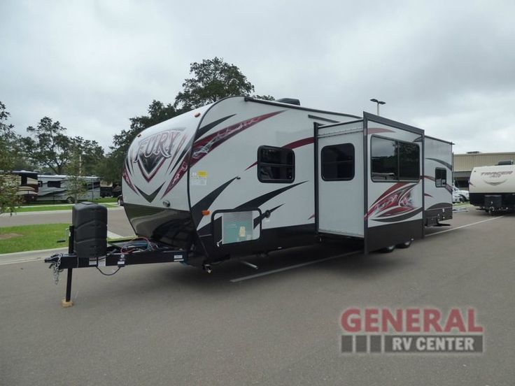 New 2016 Prime Time RV Fury 2910 Toy Hauler Travel Trailer at General RV | Dover, FL | #132780