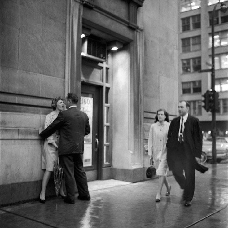© Vivian Maier, In Chicago