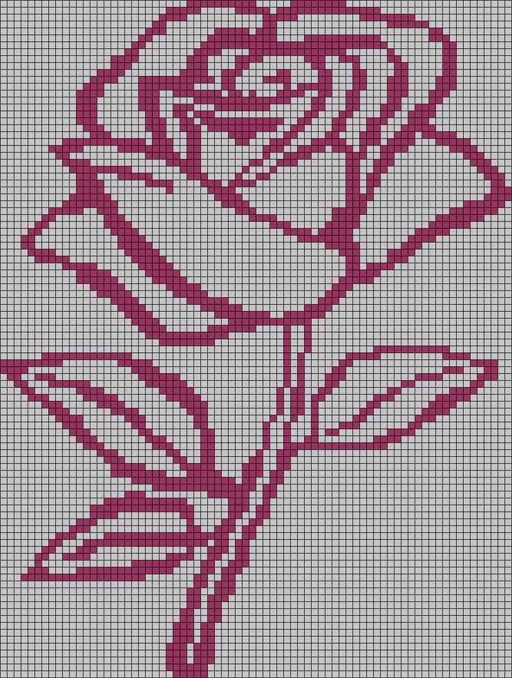 Alpha Friendship Bracelet Pattern #13852 - BraceletBook.com