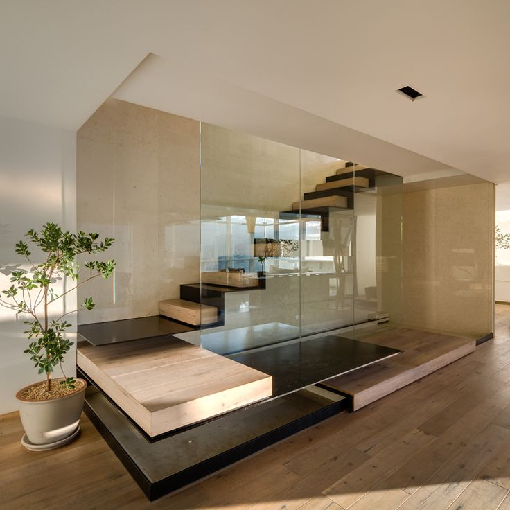 Archetonic Design The Interior Of An Apartment That Overlooks Mexico City