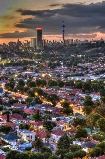 Beautiful Johannesburg
