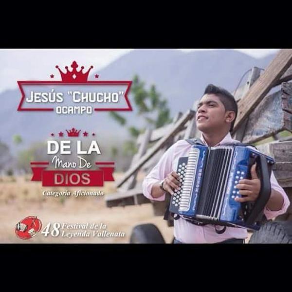 #ReyVallenato#Aficionado Jesus ocampo, Oriundo del dificil ariguani magadalena, participo en este el 48 festival de la leyenda vallenata, quien salio triunfador este es su segundo logro en este importante festival, siendo asi tambien el Rey Vallenato juvenil  del 2010