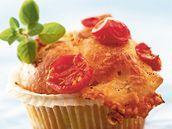 Muffiny s parmazánem