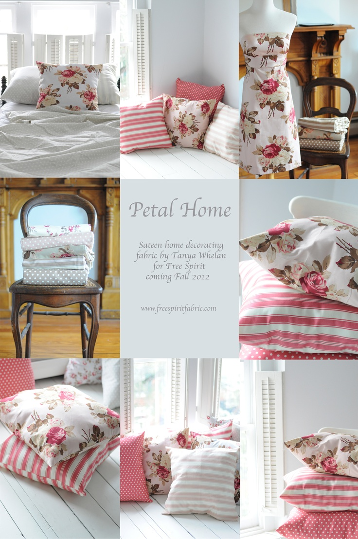 11 best Petal Home images on Pinterest | Cushions, Pillows and Sewing