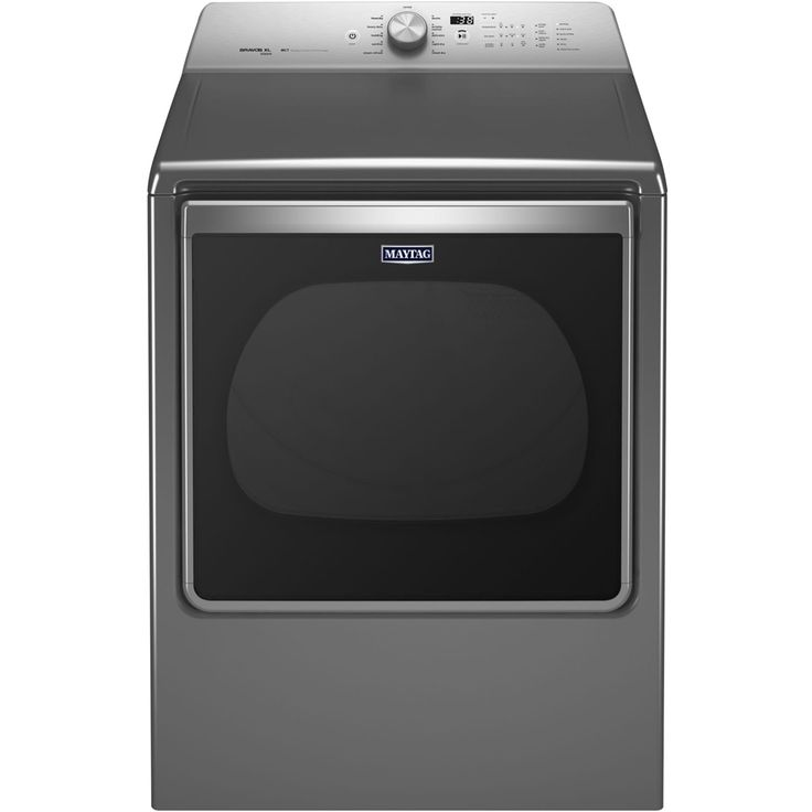 Maytag 88 cu ft 11cycle gas dryer with steam