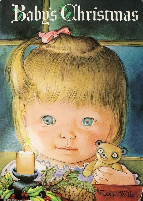 Baby's Christmas, Eloise Wilkin, illustrator