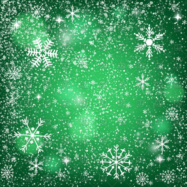 Vector image of Abstract green Christmas background -snowy pattern with snowflakes #90279 includes graphic collections of snowflake and snowy. You can download this image in EPS and JPG format.