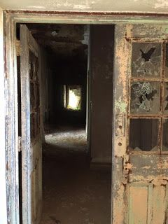 Kathryn Knight books - visit to abandoned Glenn Dale Hospital #MD