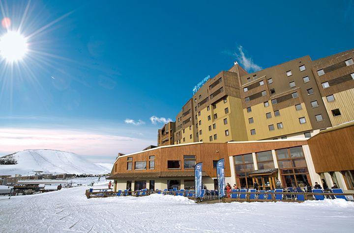 Hotel club Alpes d'Huez : club vacances MMV les Bergers Alpes d'Huez