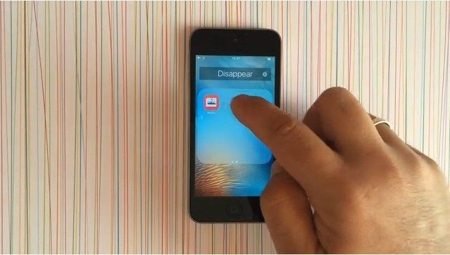 Bagaimanakah Cara Mudah Menyembunyikan Aplikasi Bawaan iOS 9