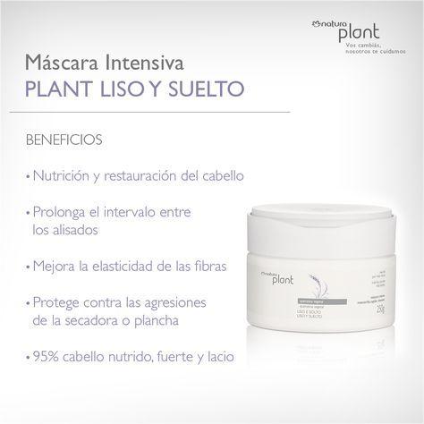 Cada liso es único y sus cuidados también, por eso Plant creó para vos Liso y Suelto… www.facebook.com/pages/Patricia-Natura-Mdp/598098550245294?ref=hl