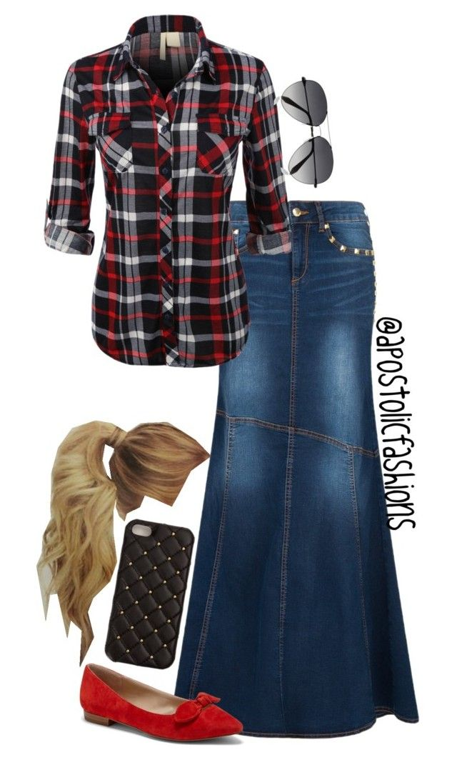 """""""Apostolic Fashions #800"""" by apostolicfashions on Polyvore featuring MANGO, Sole Society, 2Me Style and Victoria Beckham"""