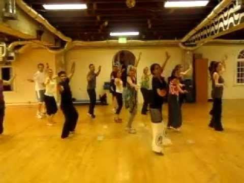 "Dholrhythms ""Rhythms of Punjab"" Monthly Dance Workshop! SF Class, Feb. 2012 Session! - YouTube"