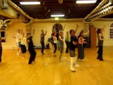 "Dholrhythms ""Rhythms of Punjab"" Monthly Dance Workshop! SF Class, Feb. 2012 Session! - YouTube"
