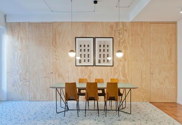 Arredamento vintage e mobili su misura per una casa moderna a Brera - Elle Decor Italia