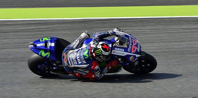 Jorge Lorenzo / Motogp World Champion 2015 / Campeón del mundo Motogp  2015